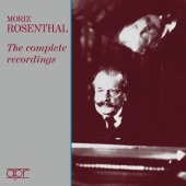 Album artwork for Moriz Rosenthal Complete Solo Recordings