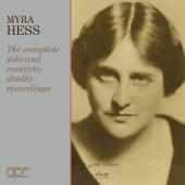 Album artwork for Myra Hess: Complete Solo & Concerto Studio Recordi