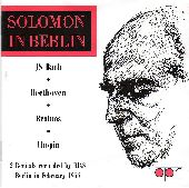 Album artwork for Solomon in Berlin
