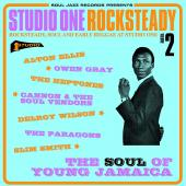 Album artwork for Studio One Rocksteady