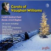 Album artwork for Carols of Vaughan Williams