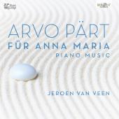 Album artwork for Part: Für Anna Maria (Vinyl) / Van Veen