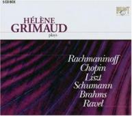 Album artwork for Helene Grimaud Plays...