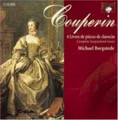 Album artwork for F. Couperin: Complete Harpsichord Music / Borgsted