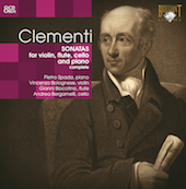 Album artwork for Clementi: Sonatas