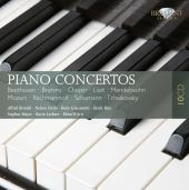 Album artwork for PIANO CONCERTOS - 10CD set