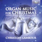 Album artwork for Organ Music for Christmas
