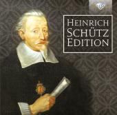 Album artwork for Heinrich Schutz Edition