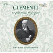 Album artwork for Clementi: Complete Sonatas for fortepiano