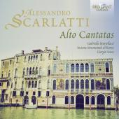 Album artwork for Alto Cantatas