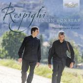 Album artwork for VIOLIN SONATAS