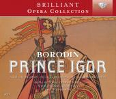 Album artwork for Borodin: Prince Igor / Tchakarov
