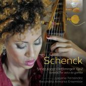 Album artwork for Schenck: Tyd en Konst-Oeffeningen, Op. 2