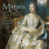 Album artwork for MARAIS: PIECES DE VIOLE (BOOK 5)
