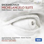 Album artwork for SHOSTAKOVICH: MICHELANGELO SUITE