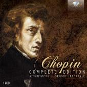 Album artwork for CHOPIN: COMPLETE EDITION