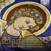Album artwork for Schutz: Sacred Music