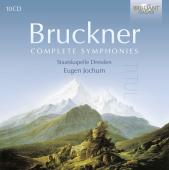 Album artwork for Bruckner: Complete Symphonies / Jochum