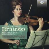 Album artwork for Fernandes: Violin Concerto, Violin Sonata