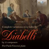 Album artwork for COMPLETE VARIATIONS ON A WALTZ BY DIABELLI