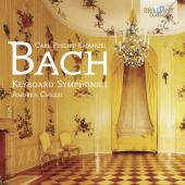 Album artwork for CPE Bach: Keyboard Symphonies / Chezzi