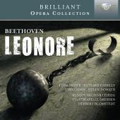 Album artwork for Beethoven: Leonore / Moser, Cassilly, Adam, Donath