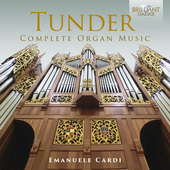 Album artwork for Tunder: COMPLETE ORGAN MUSIC