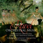 Album artwork for RAVEL: ORCHESTRAL MUSIC