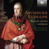 Album artwork for Archduke Rudolph: Music for clarinet & piano
