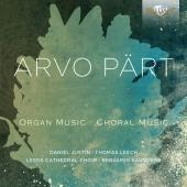 Album artwork for ARVO PART: Organ Music / Choral Music