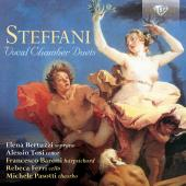 Album artwork for Steffani: Vocal Chamber Duets