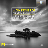 Album artwork for Monteverdi: Madrigali, Libri I and II