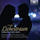 Album artwork for Liebestraum - Romantic Piano Music