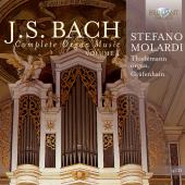 Album artwork for J.S. Bach: Complete Organ Music vol.4