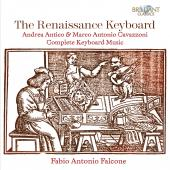 Album artwork for THE RENAISSANCE KEYBOARD