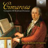 Album artwork for Cimarosa: Complete 88 Keyboardm Sonatas