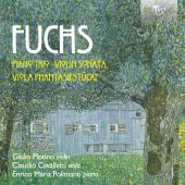 Album artwork for Fuchs: Piano Trio, Violin Sonata, etc