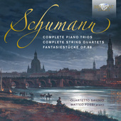 Album artwork for Schumann: Complete Piano Trios - Complete String Q