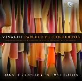 Album artwork for VIVALDI: PAN FLUTE CONCERTOS