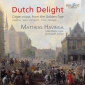 Album artwork for Dutch Delight / Organ Music from the Golden Age