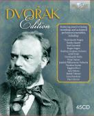 Album artwork for DVORAK EDITION - 45 CDS