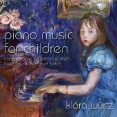 Album artwork for Piano Music for Children