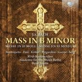 Album artwork for Bach: Mass in B minor / Jacobs