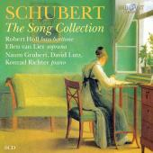 Album artwork for Schubert: Song Collection