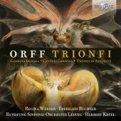Album artwork for ORFF: TRIONFI