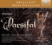 Album artwork for Wagner: Parsifal / Kollo, Adam, Cold