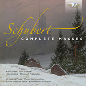 Album artwork for Schubert: COMPLETE MASSES