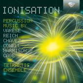 Album artwork for Ionisation: Percussion Music