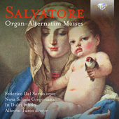 Album artwork for Salvatore: ORGAN-ALTERNATIM MASSES
