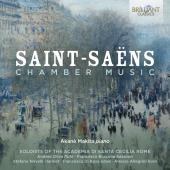 Album artwork for Saint-Saëns: Chamber Music